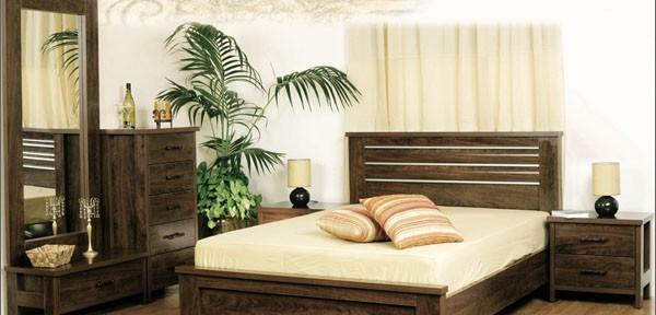 חדרי שינה מעוצבים בסגנון כפרי