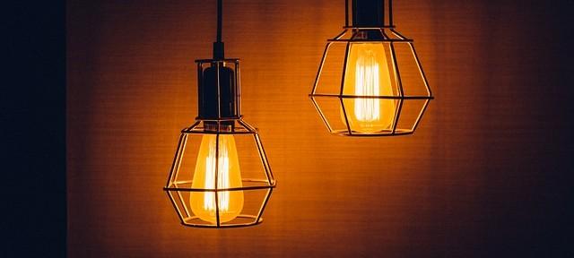 עיצוב הבית עם גופי תאורה